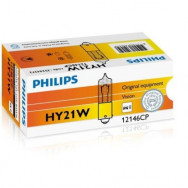 PH-12146CP PHILIPS HY21W 12V 21W BAW9s 8727900352443