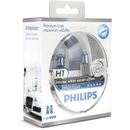 PHILIPS H1 WhiteVision 12V 55W P14,5s PH-12258WHVSM 8711500788849