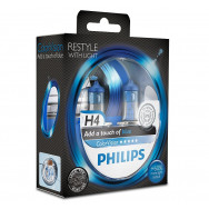 PH-12342CVPBS2 PHILIPS H4 12V 60/55W P43t-38 ColorVision Blue 8727900367935