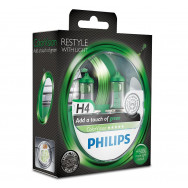 PH-12342CVPGS2 PHILIPS H4 12V 60/55W P43t-38 ColorVision Green 8727900367874