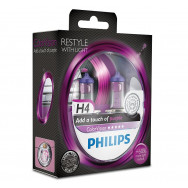 PH-12342CVPPS2 PHILIPS H4 12V 60/55W P43t-38 ColorVision Purple 8727900367911