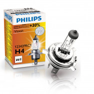 PH-12342PRC1 PHILIPS H4 12V 60/55W P43t-38 Vision 8711500490995