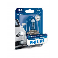 PHILIPS H4 WhiteVision 12V 60/55W P43t-38 PH-12342WHVB1 8711500221032