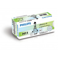 PH-12362LLECOC1 PHILIPS H11 12V 55W PGJ19-2 LongLife EcoVision 8727900361940