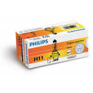 PH-12362PRC1 PHILIPS H11 12V 55W PGJ19-2 Vision 8727900364309