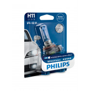 PHILIPS H11 WhiteVision 12V 55W PGJ19-2 PH-12362WHVB1 8727900374698