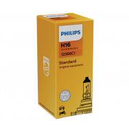 PH-12366C1 PHILIPS H16 12V 19W PGJ19-3 8727900368567