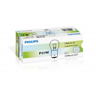 PH-12498LLECOCP PHILIPS P21W 12V 21W BA15s LongLife EcoVision 8727900381986
