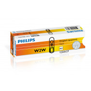 PH-12505CP PHILIPS W2W 12V 2W W2x4,6d 8711500483270