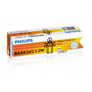 PH-12598CP PHILIPS BAX 12V 1.2W Bax 8,5d/2 black 8711500483874