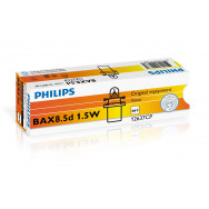 PH-12637CP PHILIPS BAX 12V 1.5W B8,5D beige 8711559514871