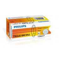 PH-12866CP PHILIPS C10W 12V 10W SV8,5 8711500482426