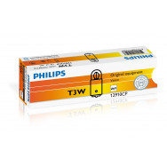 PH-12910CP PHILIPS T3W 12V 3W BA9s 8711500219497