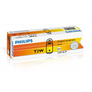 PH-12913CP PHILIPS T2W 12V 2W BA9s 8711500219978