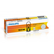 PH-12961CP PHILIPS W5W 12V 5W W2,1x9,5d 8711500490902