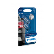 PHILIPS W5W WhiteVision 12V 5W W2,1x9,5d PH-12961NBVB2 8727900392043