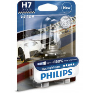 PHILIPS H7 RACINGVISION 12V 55W PX26D