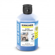 KÄRCHER - ULTRA FOAM CLEANER 3W1, 1 L - ULTRA PIANA