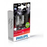 PH-249304000KX2 PHILIPS W5W 24V 1W W2.1X9.5D WBT10 X-tremeVision LED 4 000K 8727900387261