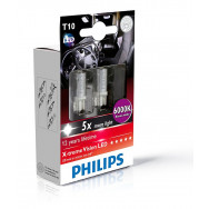 PH-249316000KX2 PHILIPS W5W 24V 1W W2.1X9.5D WBT10 X-tremeVision LED 6 000 K 8727900383379