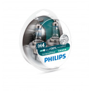 PH-12342XV+S2 PHILIPS H4 12V 60/55W P43t-38 X-tremeVision +130 PH-12342XV 8727900350241