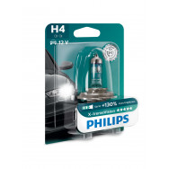 PH-12342XV+B1 PHILIPS H4 12V 60/55W P43t-38 X-tremeVision +130 PH-12342XV 8727900350388