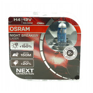OSRAM H4 NIGHT BREAKER LASER +150%