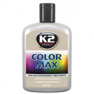 K2 COLOR MAX 200 ML SZARY