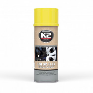K2 COLOR FLEX ŻÓŁTY 400 ML