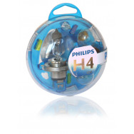 PH-55718EBKM PHILIPS H4 12V 60/55W P43t-38 Essential Box 8727900700343