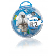 PHILIPS R2 12V 45/40W P45t-41 Essential Box PH-55721EBKM 8727900700404