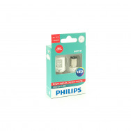 PHILIPS P21/5 ULTINON LED RED 11499 ULR 12V X2 12V 2,7W BAY15d  PHILIPS 11499ULRX2 8719018050250