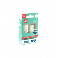 PHILIPS W21W CZERWONE LED ULTINON 12V 2,7W W3X16Q