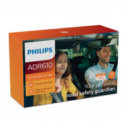 PHILIPS Driving Video Recorder ADR 610 drogowy rejestrator wideo PH-ADR61BLX1 6947939173969
