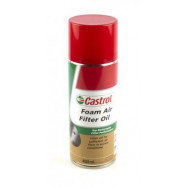 CASTROL MOTOR DO FILTRŕW POWIETRZA FOAM AIR FILTER OIL 400ML CASTROL 15513D 5010321003555