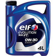 elf-458187/Aj Elf Evolution 900 FT 0W30 4l 3267025010743