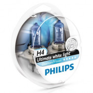 PHILIPS H4 12V 60/55W P43t-38 Diamond Vision
