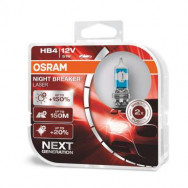 OSRAM HB4 NIGHT BREAKER LASER +150% 12V 51W P22D