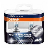 4052899030756 osram NIGHT BREAKER UNLIMITED 9005NBU osram HB3 12V 60W P20d NIGHT BREAKER® UNLIMITED