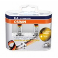 OSRAM H4 12V 60/55W P43T LIGHT CHAMPION GERMAN EDITION