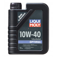 LIQUI MOLY-3929 LIQUI MOLY Optimal 10W-40 1L 4100420039294