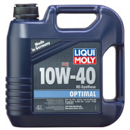 LIQUI MOLY-3930 LIQUI MOLY Optimal 10W-40 4L 4100420039300
