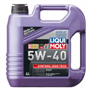 LIQUI MOLY Synthoil High Tech 5W-40 4L LIQUI MOLY 2194 4100420021947