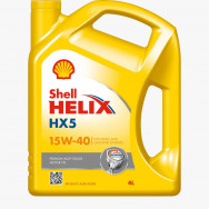 OLEJ SHELL HELIX 15W40 SUPER HX5   4L SHELL 550039983 5011987236806