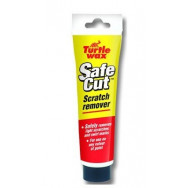 TURTLE WAX-SAFE CUT SCRATCH REMOVER - pasta na zarysowania /Tubka 150 ml TURTLE WAX 70-030 5010322739095