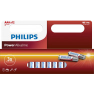 PHILIPS LR03 / AAA Power Alkaline B12   Power Alkaline