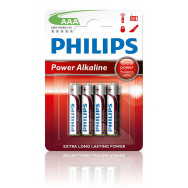 PHILIPS LR03 / AAA Power Alkaline B4