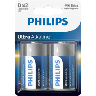 PHILIPS LR20/ D Ultra Alkaline B2
