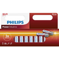 PHILIPS LR6/ AA Power Alkaline B12   Power Alkaline