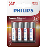 PHILIPS LR6/ AA Power Alkaline B4   Power Alkaline